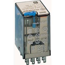 Miniatur Steckrelais 24V DC, 600Ohm