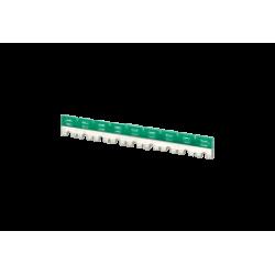 Durchschaltbrücke, 10-polig