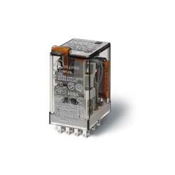 Miniatur Steckrelais 24V AC, 190 Ohm